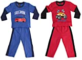 At The Buzzer Boys Two Piece Fleece Set (Pack of 2) 17018-B-7