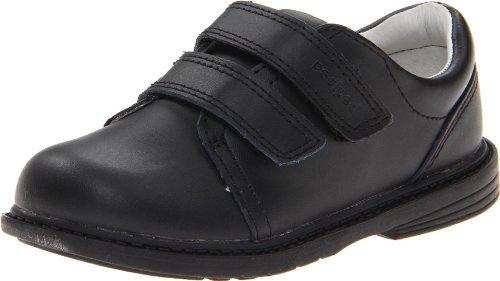 pediped Flex Alexander Dress Shoe (Toddler/Little Kid),Black,26 EU (9-9.5 M US Toddler) (Pediped Boys Dress Shoes)