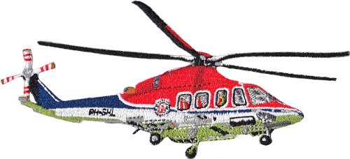 Helicopter Patch - Application Rescue Helicopter Patch