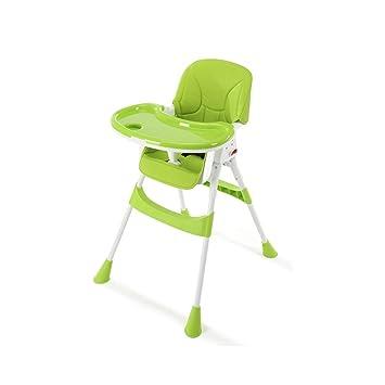 ZXQZ Silla alta for bebé, silla de comedor for bebé ...