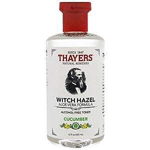 Your oily skin facial witch hazel aloe vera toner recipe