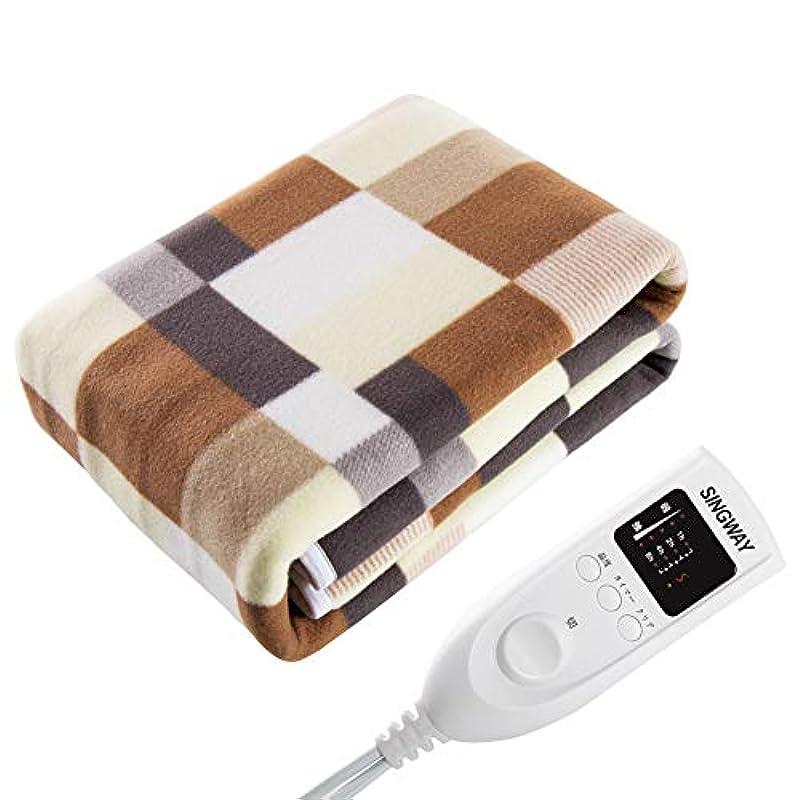 singway 전기 담요 5단 온도조절 기능