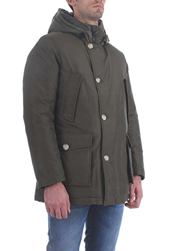 L Parka Wocps2476 Scuro Woolrich Verde Uomo AqBOxAwFT