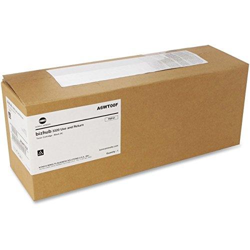 Konica-Minolta TNP41 Toner Cartridge f/A6WTOOF 10 000 Page Yield Black - Jet Konica Cartridges