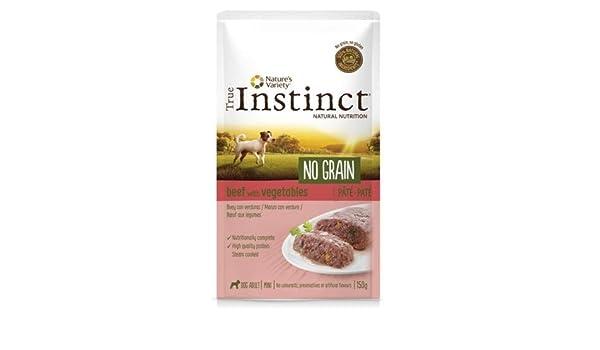 True Instinct - Comida húmeda para Perros Adultos minis no Grain ...