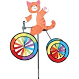 Tricycle Spinner - 25 In. Cat by Premier Kites