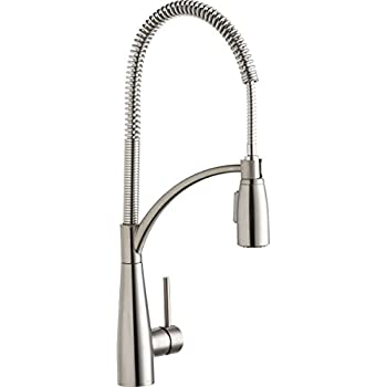 Elkay Lkgt3031ls Lustrous Steel Kitchen Faucets Touch On