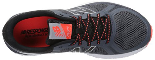 New Balance Men's 720v4 Fitness Shoes Grey (Dark Grey) Lcorwu3jkO