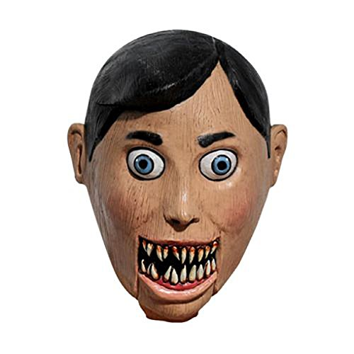 Faerynicethings Adult Size Evil Puppet - Latex Mask