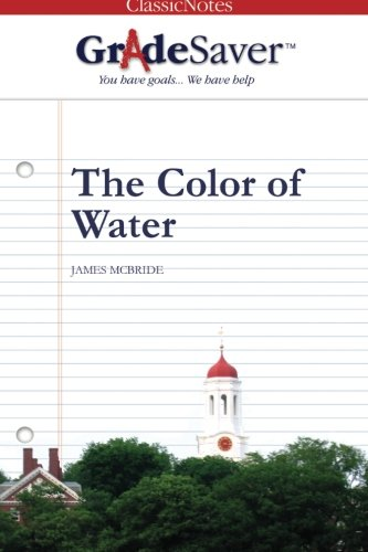 analytical essay on the color of water