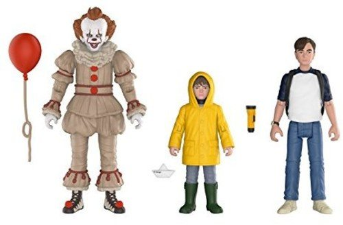 Funko Action Figures  It Pennywise  Georgie  And Bill  3 Pack
