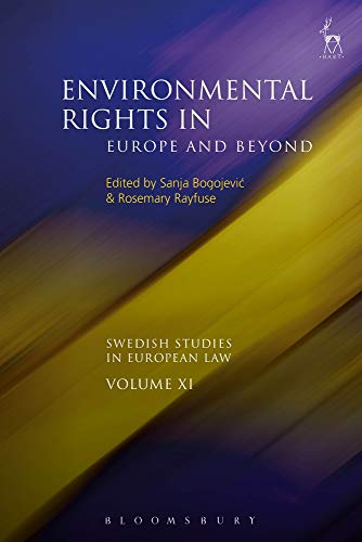 !BEST Environmental Rights in Europe and Beyond (Swedish Studies in European Law)<br />[Z.I.P]