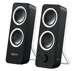 Logitech Z200 2.0 Channel Computer Speaker System (980 ...