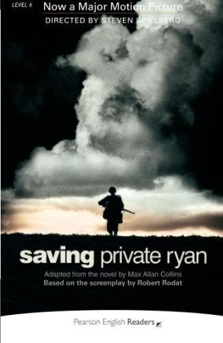 Saving Private Ryan, Level 6, Penguin Readers (2nd Edition) (Penguin Active Readers, Level 6)