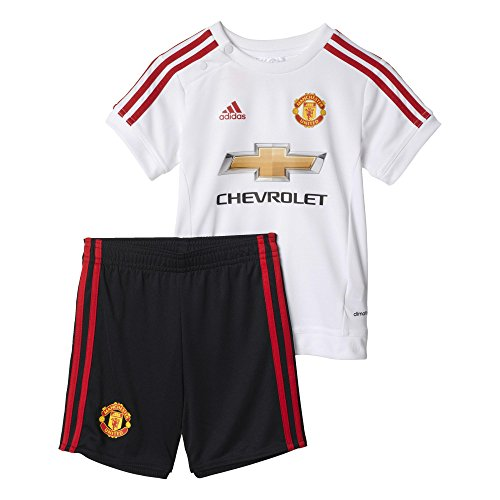 Blanco Chándal Talla rojo 80 Color Infantil Adidas Mufc Baby A SqqptY
