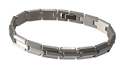 PHITEN Pure Titanium Wide Bracelet, 7.25