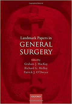Book Landmark Papers in General Surgery