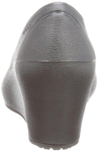 Donna Della Sandali Da Nera Cuneo Punta Crocs black Cap Black OqEY4E
