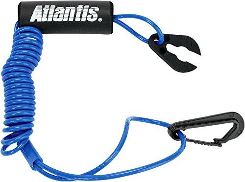 Atlantis A8129 Dark Blue Standard Floating - Lanyard Mx