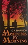 365 One-Minute Meditations from Morning by Morning, Charles H. Spurgeon, 0801080673
