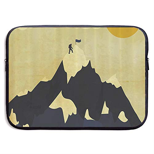 Climbing Everest Top Laptop Sleeve Case Bag Cover For 13-15 Inch Notebook Computer