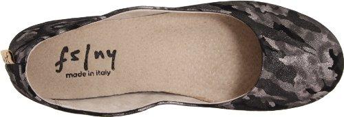 French Sole Fs / Ny Womens Sloop Ballet Flat Peltro Camo