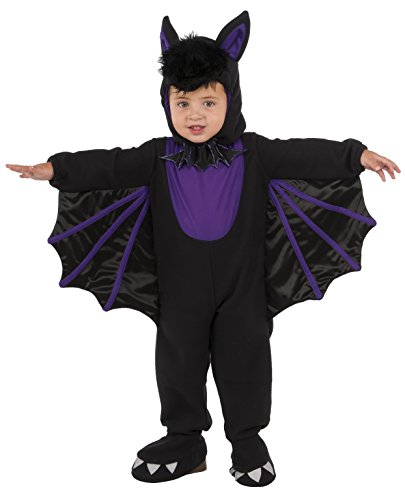 Rubie's Baby Bitty Bat Costume, As As Shown, Toddler -