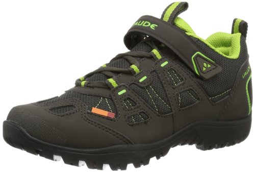 VAUDE Aresa TR, Damen Radsportschuhe - Mountainbike, Braun (fir green 465), 42 EU (8 Damen UK)