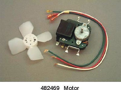 Kit de motor de ventilador de refrigerador para evaporador de ...