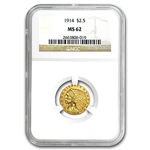 Gold Quarter Eagle - 7