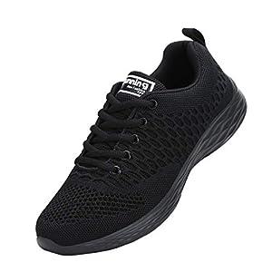 CXWRZB Femme Baskets Chaussure de Sports Fitness Tennis Gym Running Sneaker