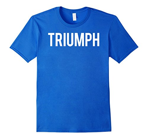 Men's Triumph T Shirt - Cool new motorcycle funny cheap g...