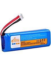 6200mAh Battery GSP1029102R for JBL Charge 2+, Charge 2 Plus with Install Tools (3.7V, 22.94Wh)