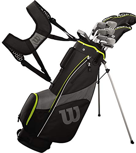 Wilson Golf Profile SGI Men's Complete Golf Set - Teen, Right Hand