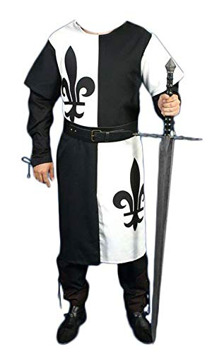 Knight Tunic Medieval SCA LARP Costume with