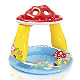 Intex 228804 Siva''Swimming Pool Mushroom'', Multi Colour