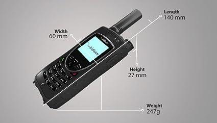 Iridium 9575 Extreme Teléfono Satelital con Tarjeta SIM Prepago y Pospago (No Incluye Minutos): Amazon.es: Electrónica