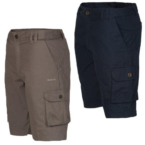 Reebok Men's Cotton Cargo Shorts- Buy