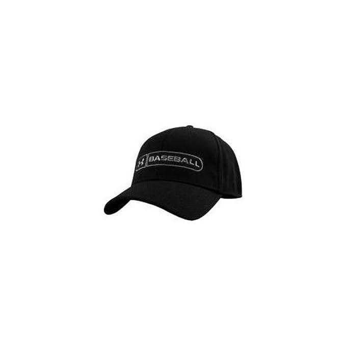 Amazon.com  Under Armour Youth Baseball Cap (Youth e20be77279d