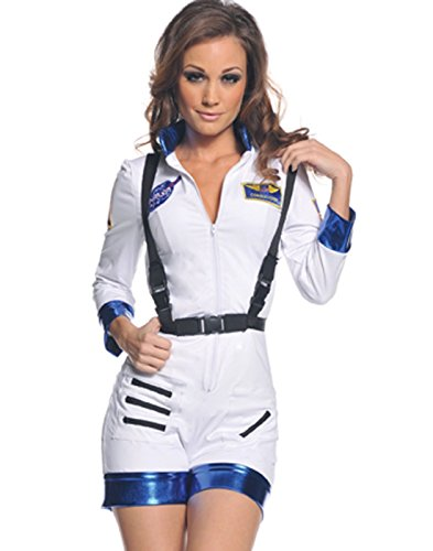 Under (White Astronaut Adult Costumes)