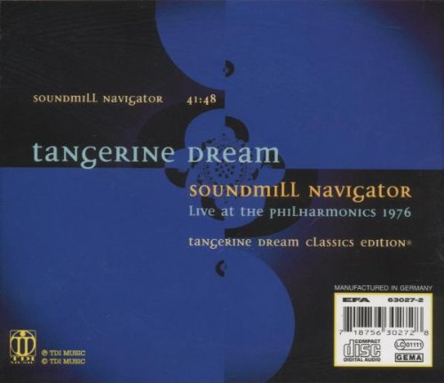 Soundmill Navigator - Live at the Philharmonics 1976, (Classics Edition)