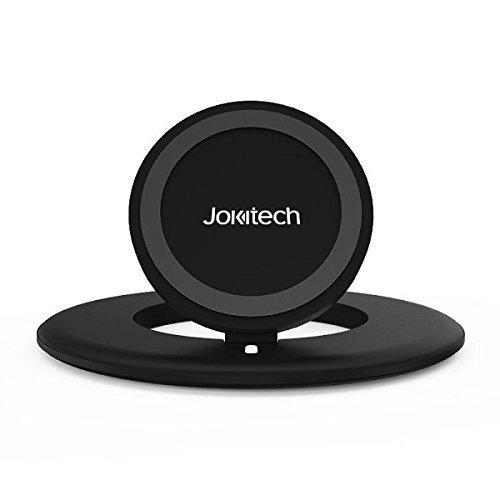 6 opinioni per Fast Wireless Charger, Jokitech Fast Charger for Samsung , Qi Wireless Charger,