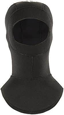 Capucha de neopreno para traje de buceo 5/7 mm, mujer hombre ...