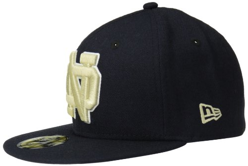 NCAA Michigan Wolverines College 59Fifty, Navy, 7