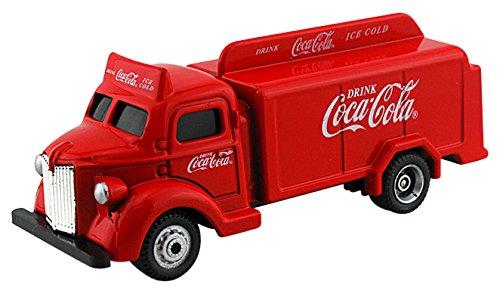 Motor City Classics 1947 Coca-Cola Bottle Truck (1:87 Scale), Red