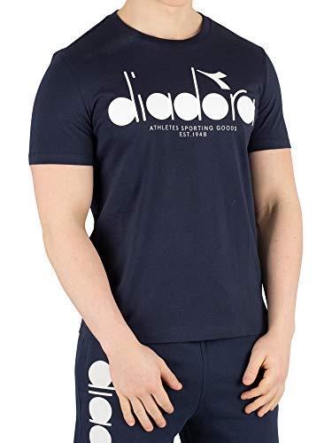 - Diadora - T-Shirt T-SHIRT SS BL for man