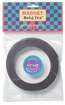 10' Adhesive Magnetic Strip