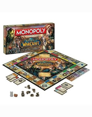 Monopoly World Of Warcraft Collectors Edition from USAopoly