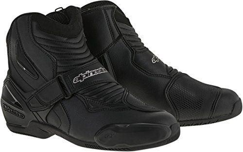 Alpinestars SMX-1R Men's Street Motorcycle Boots - Black / - Riding Shoes 1 Smx