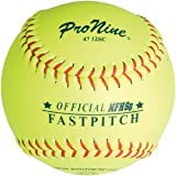 ProNine Weighted (Heavy) Softball for Pitching